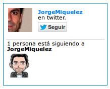 Widget de Twitter para WP